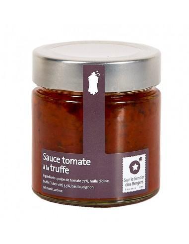 Sauce tomate à la truffe