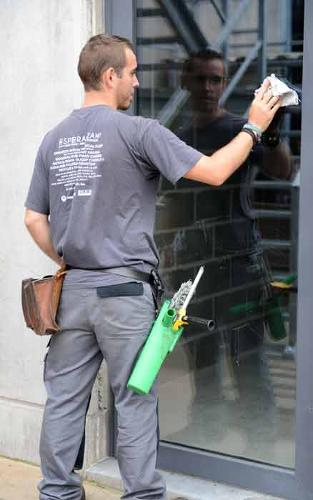 Société de nettoyage Namur