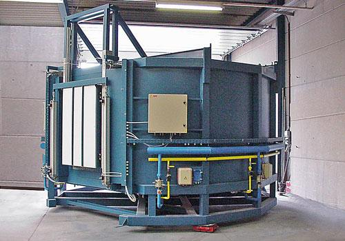 Convection furnaces (forced or not)