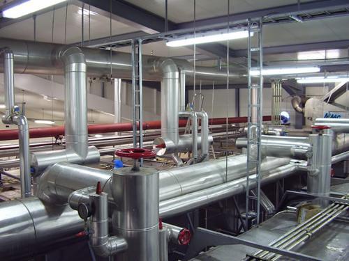 aluminium isolation thermique