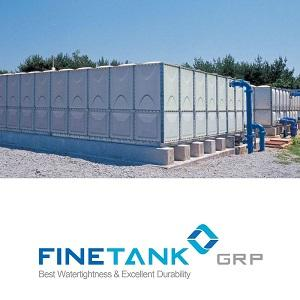 FINETANK - GRP Sectional Water Tank