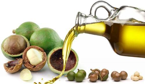 Organic Macadamia Oil - cold pressed, virgin