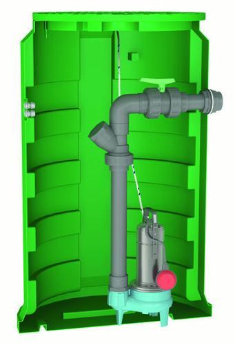 Postes de relevage eaux chargées