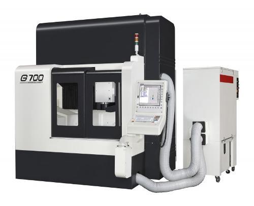 3-Axis-Machining-Center - G700