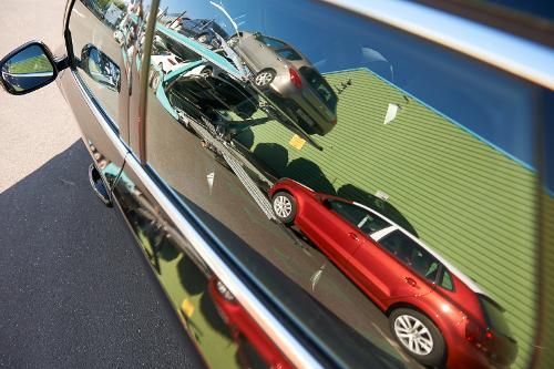 Transport de véhicule importé