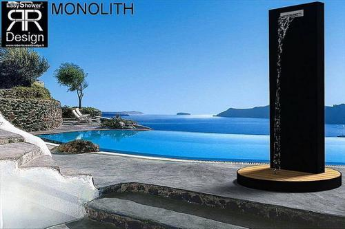 Docce solari Easy Shower® Monolith