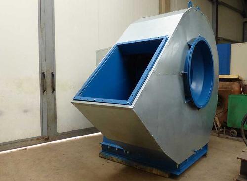 Industrielle ventilationskanaler