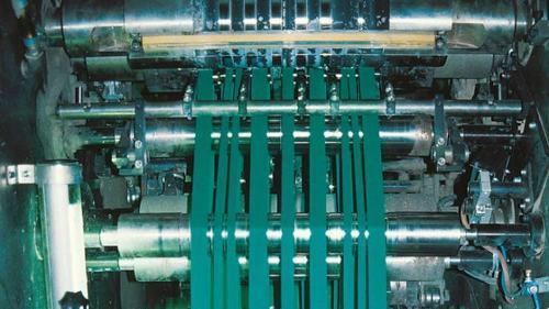 Siegling Extremultus, Flachriemen, Druckindustrie (Papier)