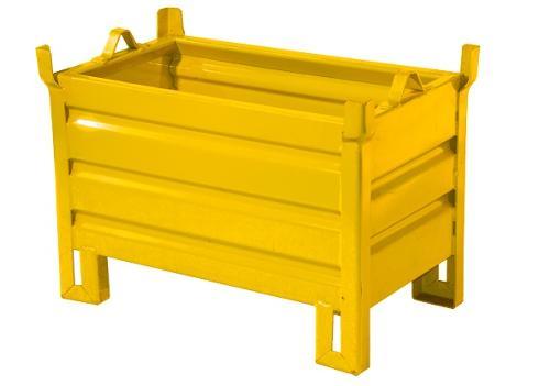 METAL BOX PALLET / 500KG LOAD CAPACITY STILLAGE