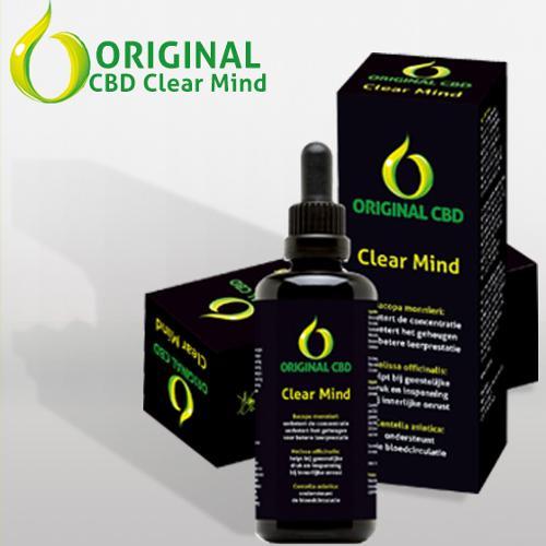 Original CBD Clear Mind