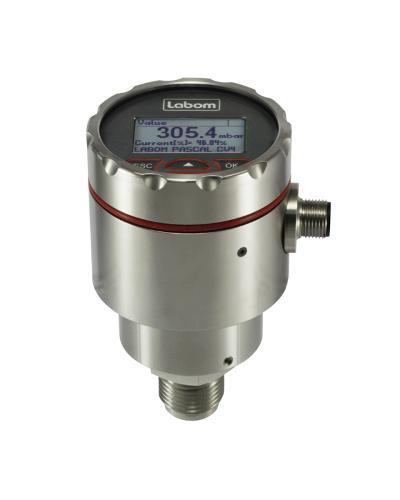 Relativ- und Absolutdruckmessumformer - PASCAL CV4