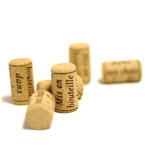 Bouchons Diam vin 44x24,5mm(100p)