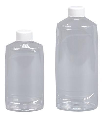 Oval-Flaschen Serie MEISSEN - Polyethylenterephthalat (PET)