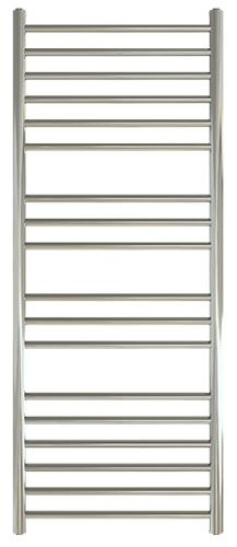 SS100 Maxi Flat 520 Stainless Steel Towel Rail
