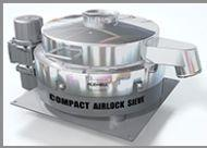 Compact Airlock Sieve