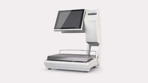 PC scale KH II 800 Pro - Precise and agile...