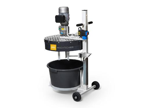 Compact Compulsory Mixer up to 50 kg ready mix