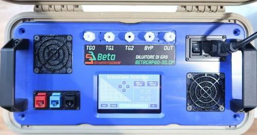 Diluitore di gas BetaCAP60-3G