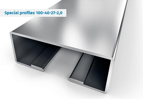 Stahlprofile Für Systemböden, Eingeschobene Fußböden