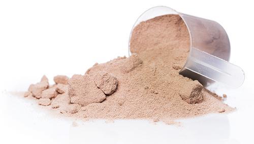 Powder mixing