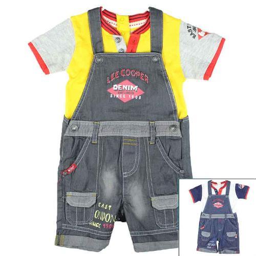 Wholesaler set of clothes Lee Cooper baby