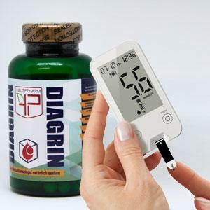 Диагрин-препарат для больных сахарным диабетом