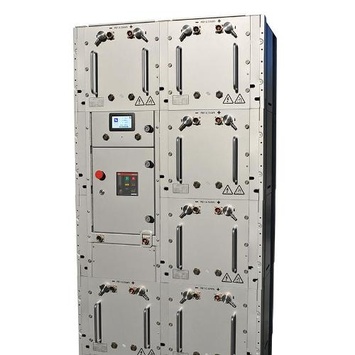 sistema de gestión de energía para buque