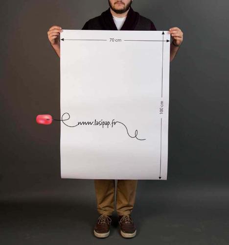 Impression affiches publicitaires