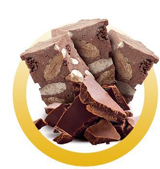 NOUGAT CHOCOLAT