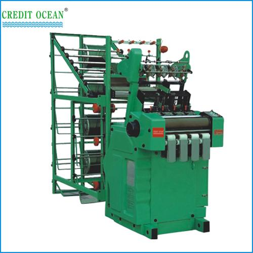 High speed heavy narrow fabric Needle Looms