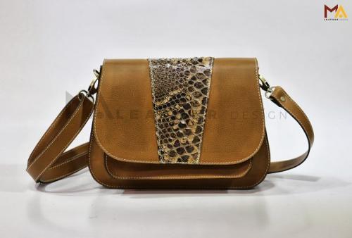 Snake Crossbody Bag