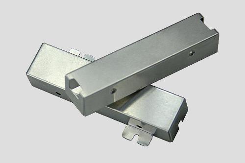 Metal sheet part fabrication