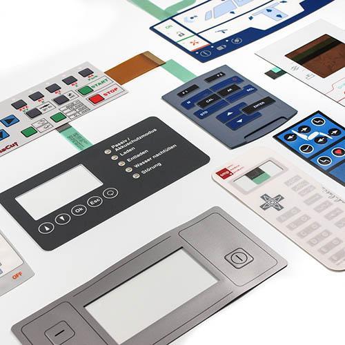 Membrane Switch, Membrane Keypads