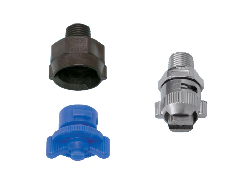 INVV series – Quick-detachable standard flat spray nozzle
