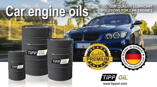 TIPP OIL - Car engine oils