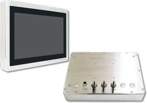 Strapazierfähige Touch-Panel-PCs
