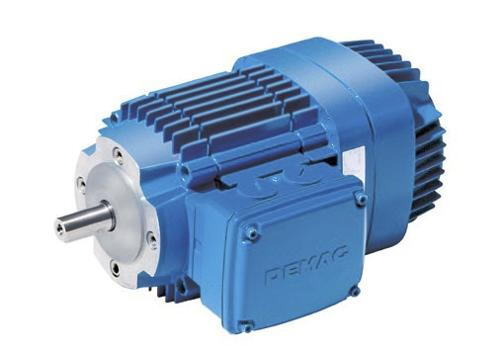 Demag conical-rotor brake motors