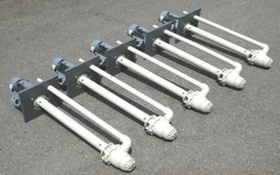 Pompe verticali modello AS