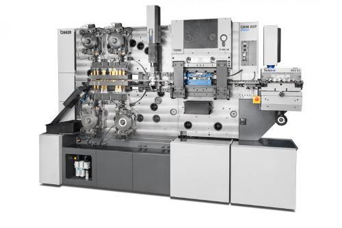 Hybrid multi-slide machine - GRM 80P hybrid