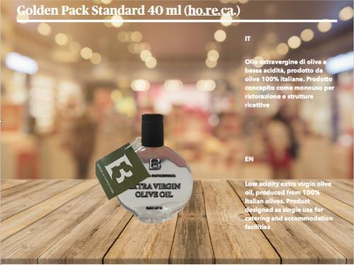 Golden Pack Standard 40 ml