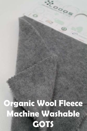 Organic Merino Wool Fleece
