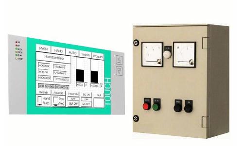 Operator control modules