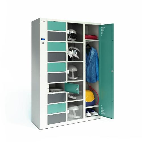 MULTI-COMPARTMENT TECHCODE RFID CABINETS