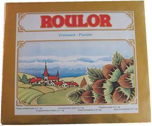 Roulor - Matière grasse