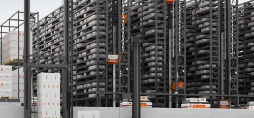 TRAPO Warehouse Lift TWL