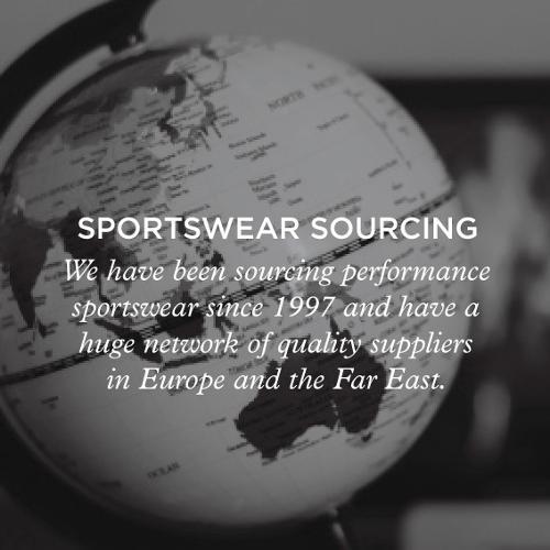 sportswear sourcing