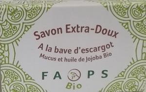 Savon à la Bave d'Escargot