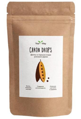 Carob drops