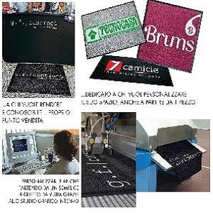 Zerbino Personalizzato tramite stampa d'inchiostro