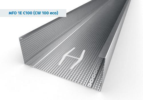 Stahlprofile für den Trockenbau im Innenbereich